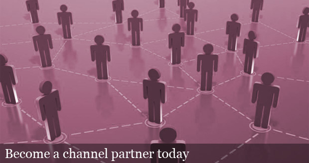 Become a channel partner today